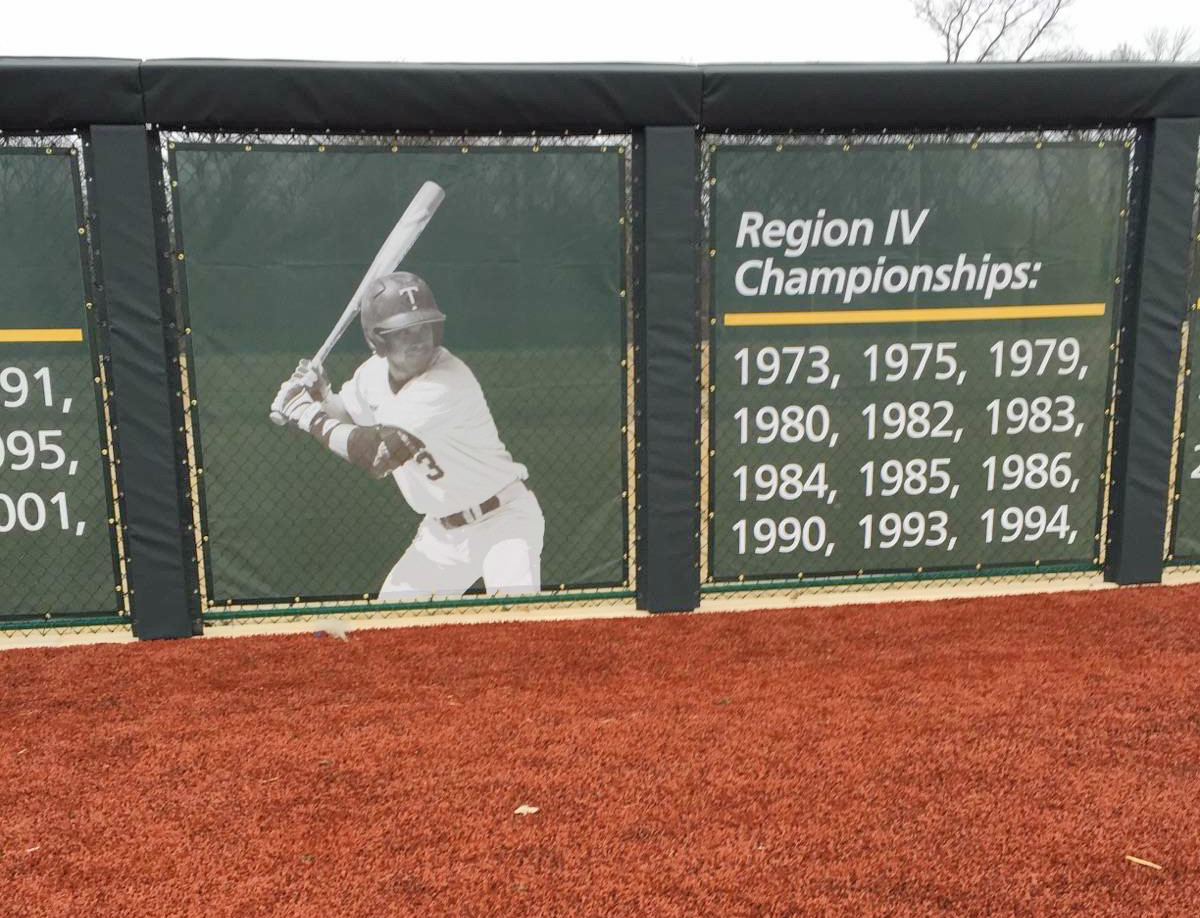 Baseball Windscreens Midwest Cover Screening Netting