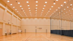 Gym Products: Floor Cover, Divider Netting, Safety Padding